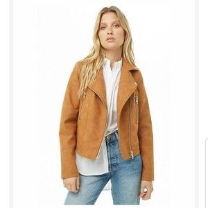 Faux Nubuck jacket